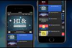 EasyWorship screenshot: EasyWorship iOS remote app
