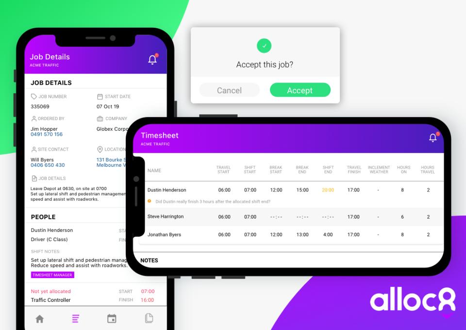 Alloc8 Software - 4