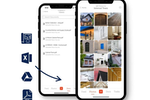 BuildBook screenshot: Capture, tag, and organize every photo, video and doc by project for everyone to see. Make sure your client and team stay informed.