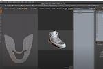 Modo screenshot: Modo create designs