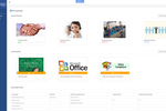 SkyPrep screenshot: Learner Dashboard