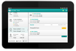 Capture d'écran pour FieldAware : Track jobs with information on hours worked, assigned team members, costs, and more