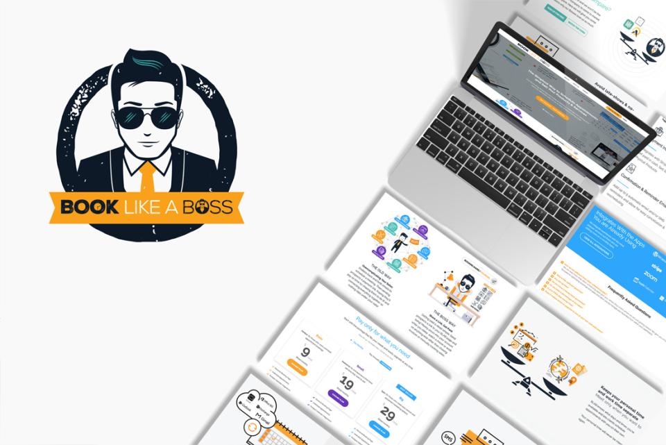Book Like A Boss Software - 1
