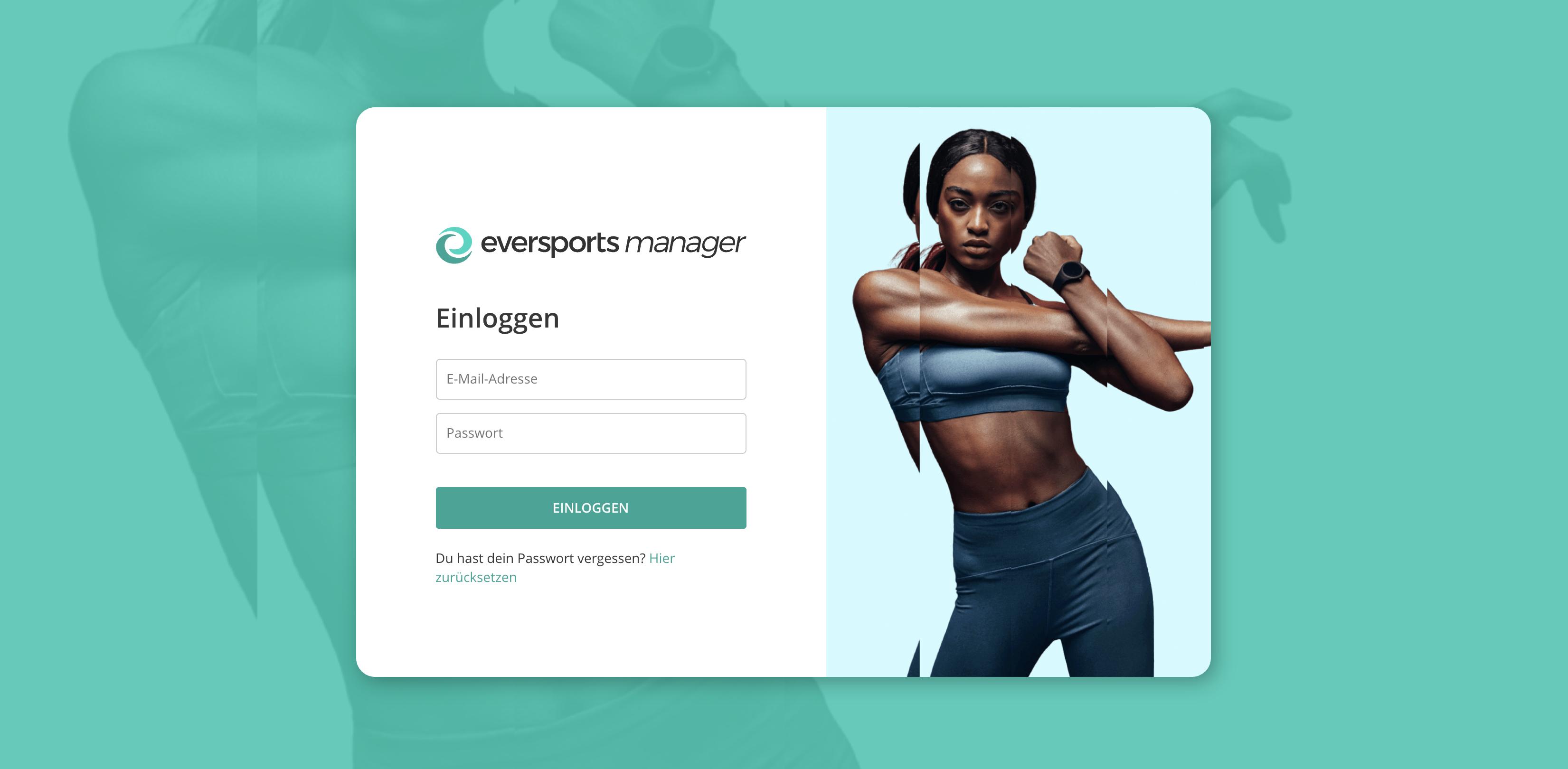 Eversports Manager Logiciel - 2