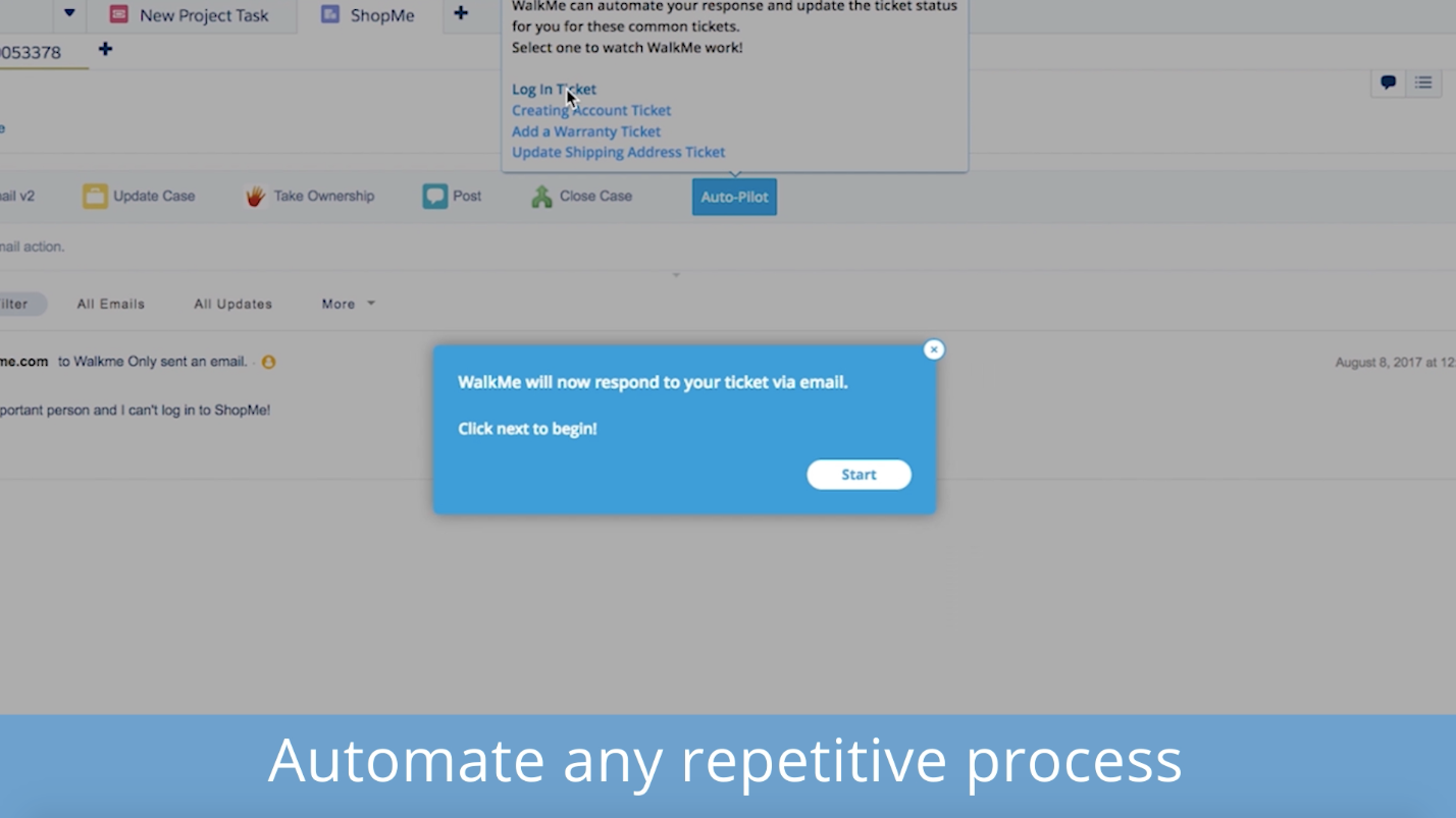 Automate any repetitive process