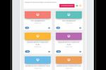 Membroz screenshot: Membership plans