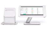 Clover screenshot: POS stations, receipt printers, and other hardware can be used with Clover