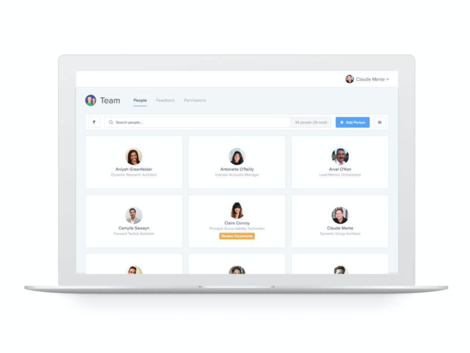 Deluxe Payroll and HR Software - Modern HRIS