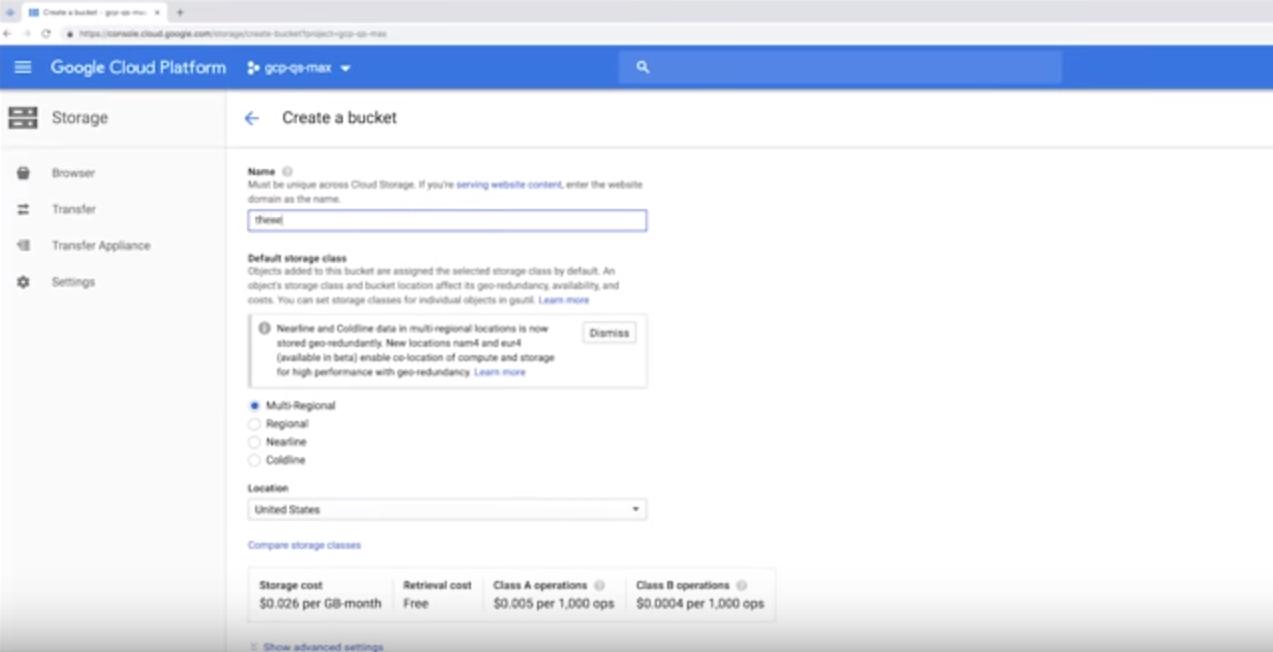 Google Cloud Platform Logiciel - 2
