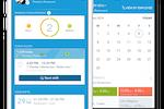Capture d'écran pour Planday : Easy manager overview of requests