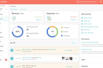 ManageCasa screenshot: ManageCasa dashboard