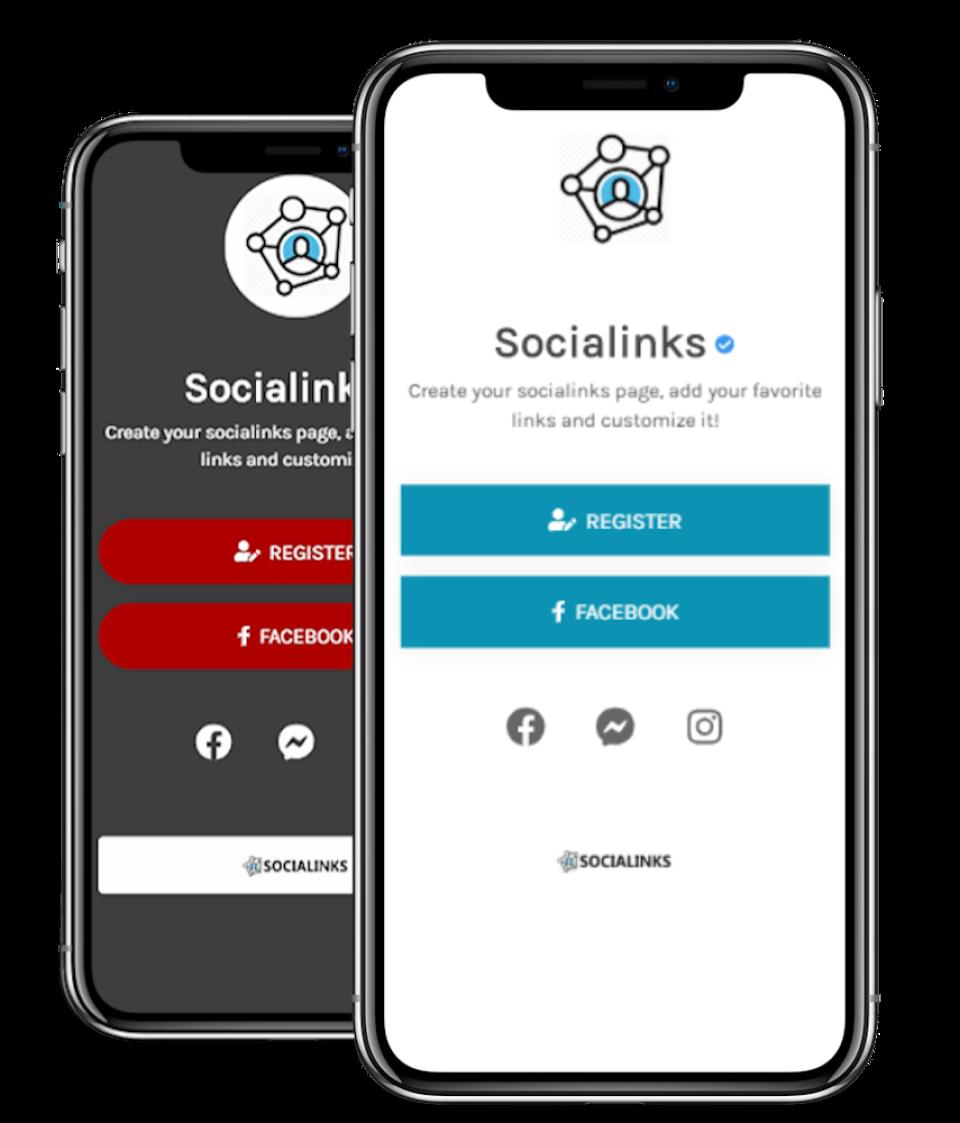 Socialinks Software - Socialinks web link sharing