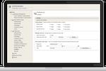 Maximizer CRM screenshot: Maximizer CRM administrator preferences