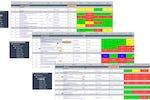 Visuant screenshot: Data rollup