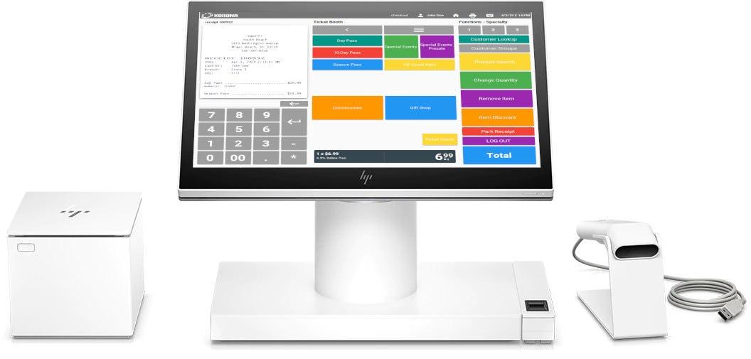 KORONA Software - KORONA POS External devices