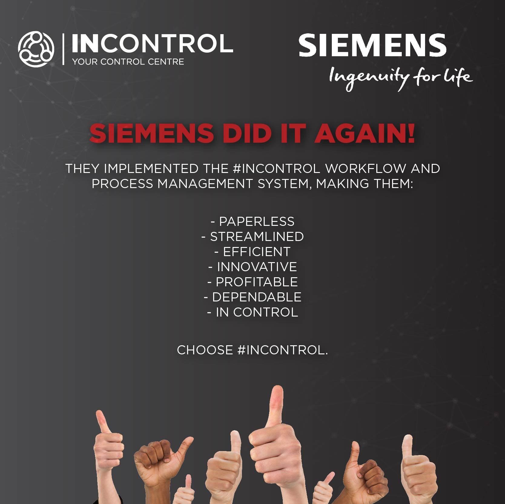 INControl Software - 3