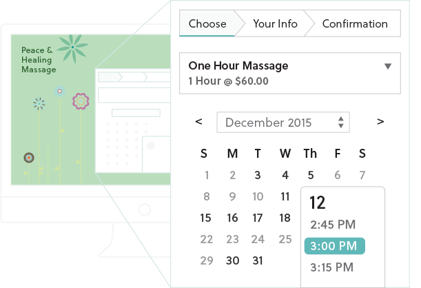 Acuity Scheduling calendar syncing