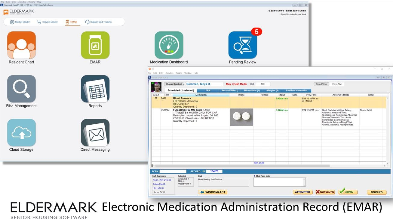 Eldermark Software - 5