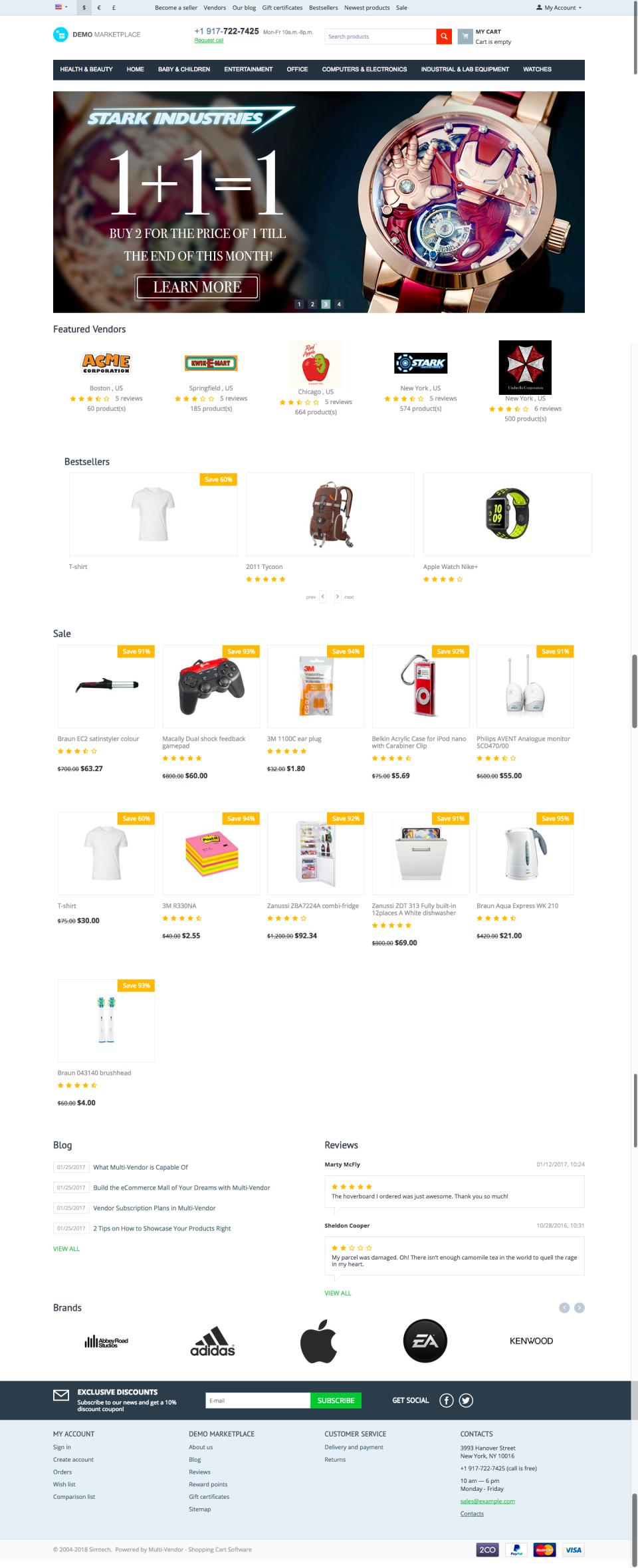 CS Cart Multi Vendor Software Kosten, Erfahrungen & Bewertungen ...
