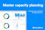 FinancialForce PSA screenshot: Capacity planning made easy