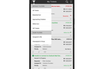 Intelligent Service Management Screenshot: View and manage tickets using ServiceAide's mobile application for iOS or Android