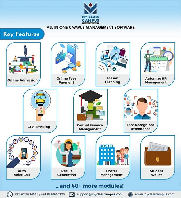 MyClassCampus Software - 2