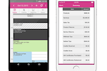 Salon Iris screenshot: Manage schedules from any device with an internet connection