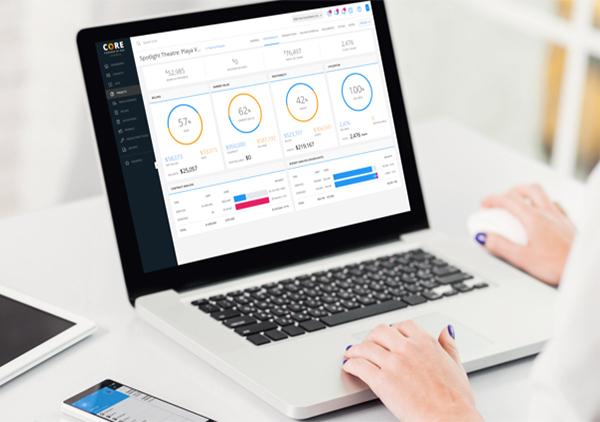 BQE Core Suite screenshot: Monitor Project Performance