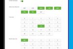 IntouchCheck screenshot: IntouchCheck inspection scheduling