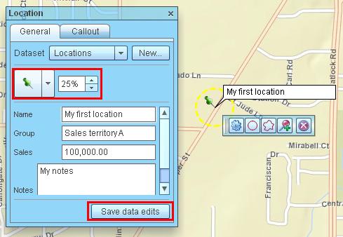 MapBusinessOnline Software - 1
