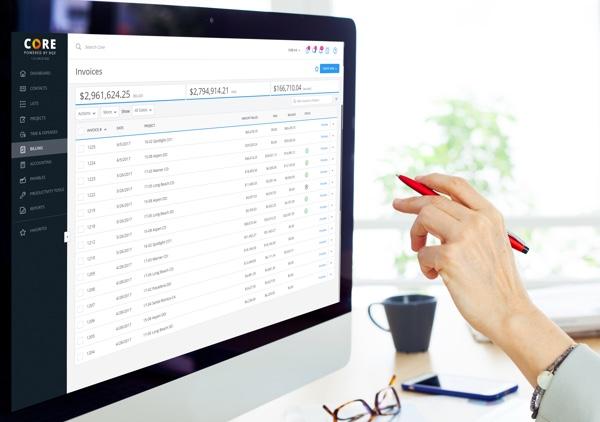BQE Core Suite Software - Automate Your Billing