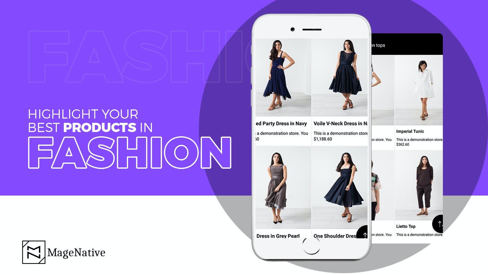 MageNative Shopify Mobile App Software - 4