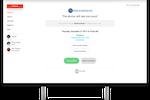 NexHealth screenshot: NexHealth appointment reminders