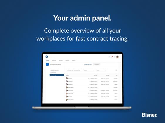 Bisner Workplace Software - 5