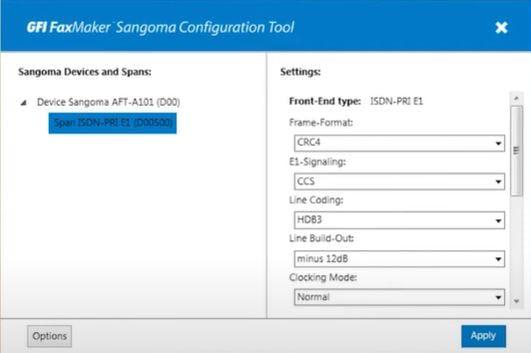 GFI FaxMaker Software - GFI FaxMaker configuration tools
