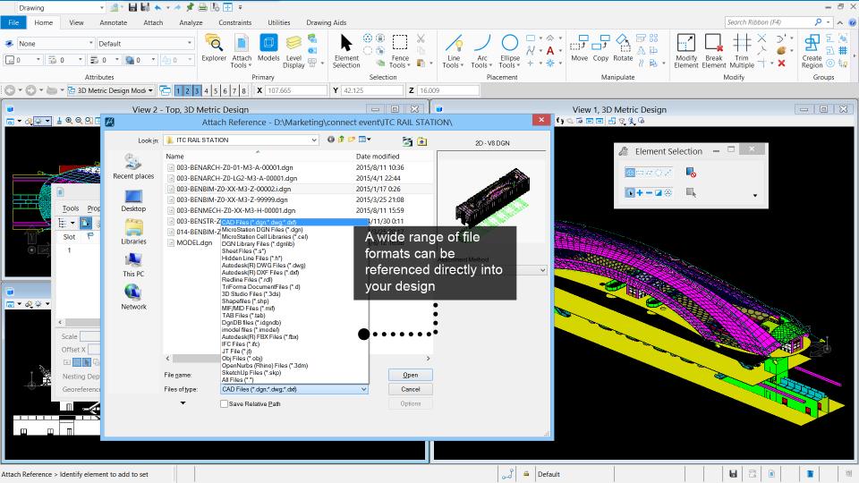 MicroStation Software - 2