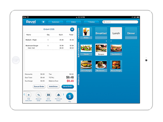 Revel Systems Software - 1