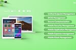 Capture d'écran pour Hexnode UEM :