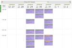 ClubReady screenshot: ClubReady calendar