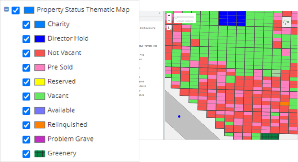 Axiom Cemetery Management Suite Software - 2