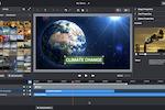 Capture d'écran pour Moovly : Stock videos
