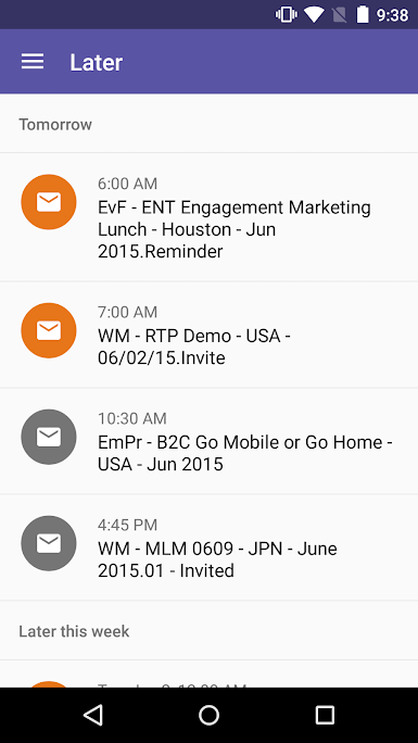 Marketo Moments app - scheduled emails