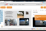 Capture d'écran pour NoviSign : NoviSign Digital Signage social widgets screenshot