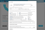 TurboTax Business screenshot: Preview 1040 forms