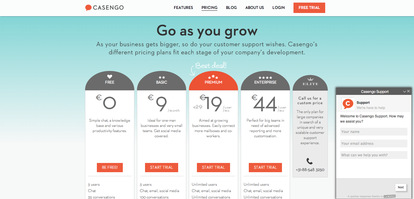 Casengo Software - 2