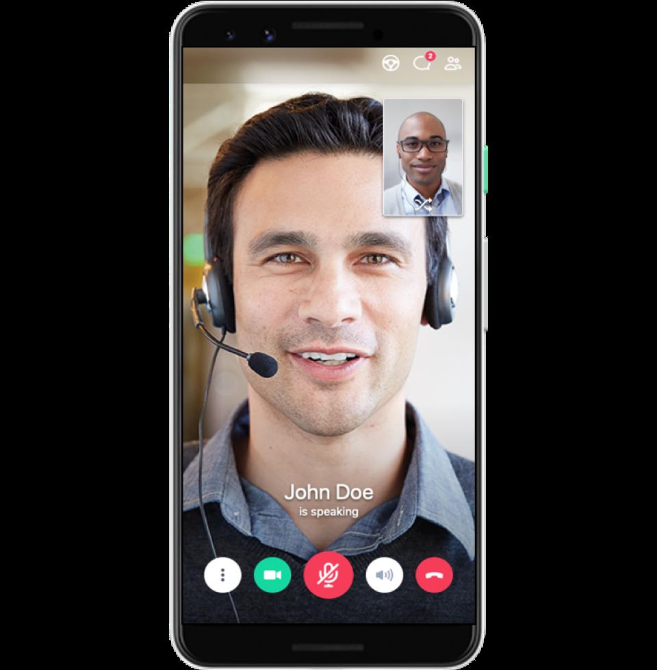 GoToMeeting Software - GoToMeeting mobile app screenshot