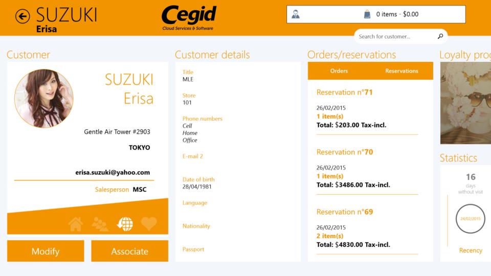 Cegid Retail Software - 3