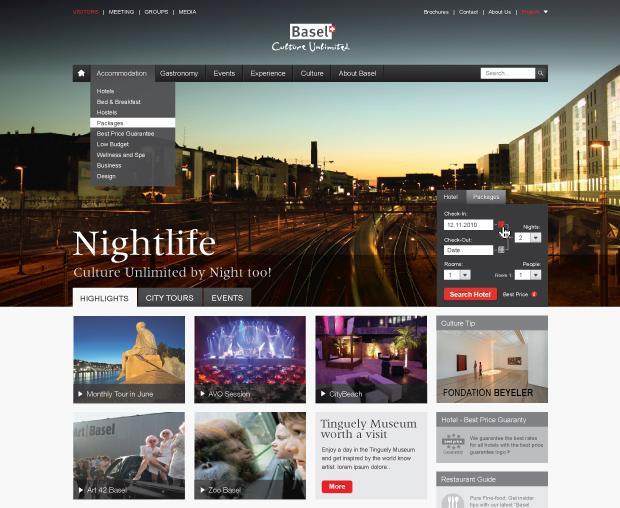 Drupal screenshot: Sites Made with Drupal