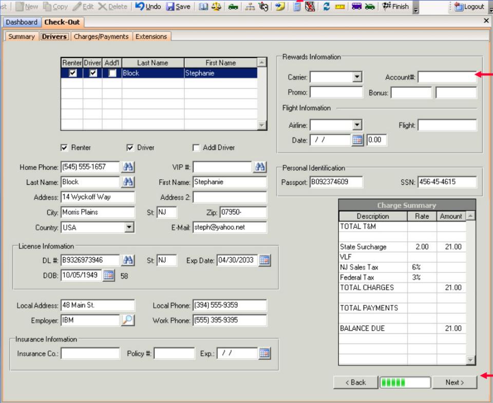 RentWorks Logiciel - 3
