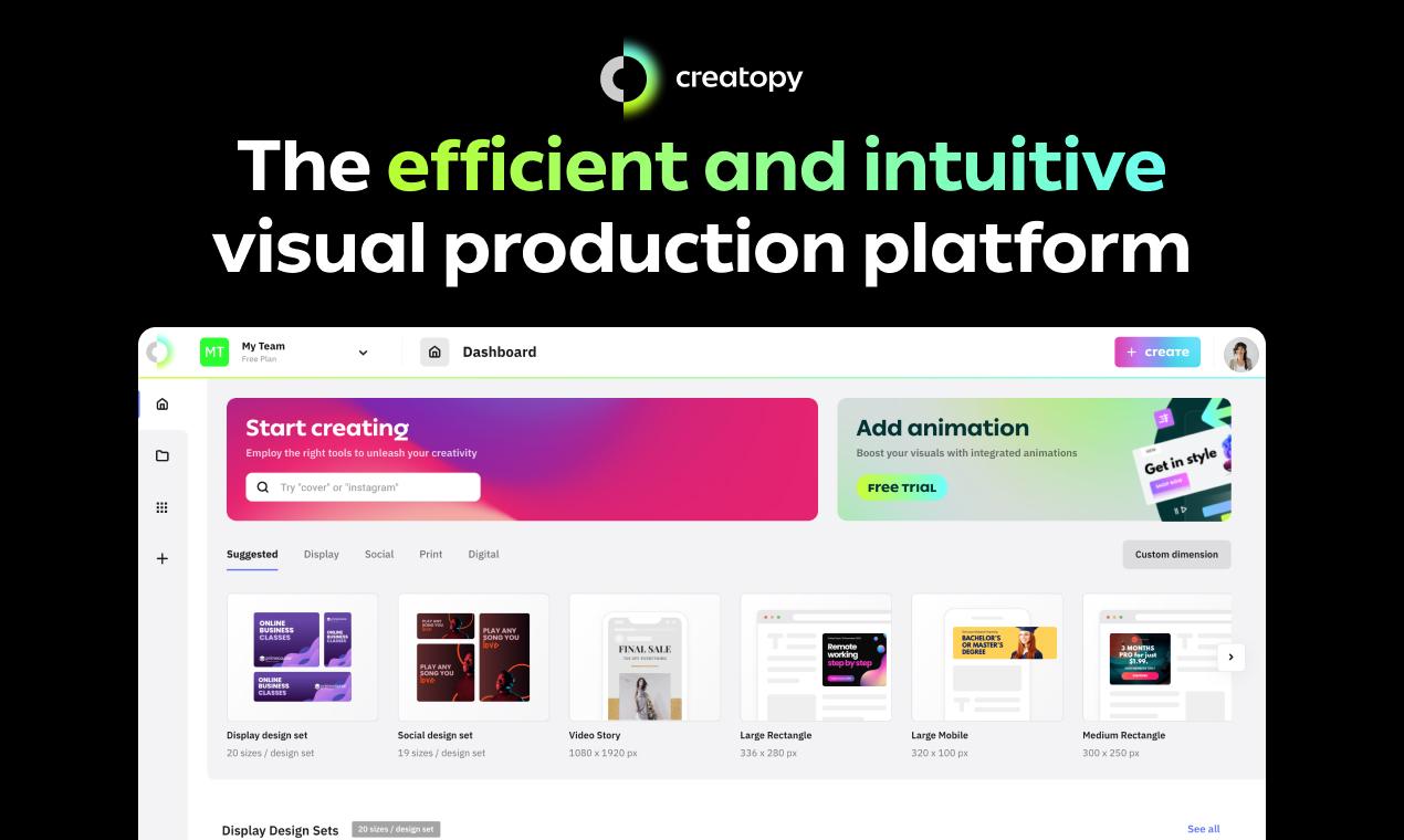 Creatopy Software - 7